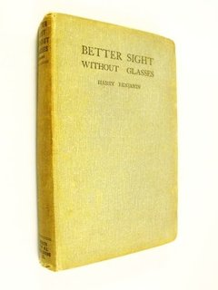 Harry Benjamin - Better Sight Without Glasses - Inglés