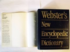Webster's New Encyclopedic Dictionary en internet