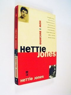 How I Became Hettie Jones - Grove Press - Beat Generation
