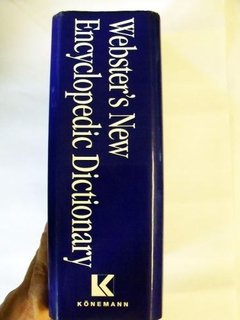 Webster's New Encyclopedic Dictionary - comprar online