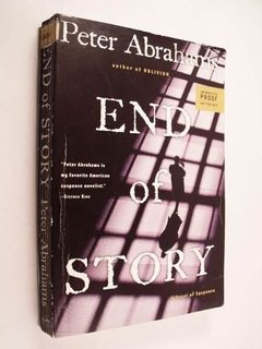 Peter Abrahams - End Of Story - Uncorrected Proof