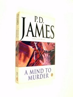P. D. James - A Mind To Murder