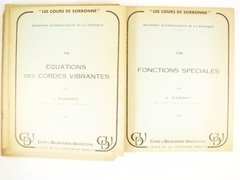 Schwartz Methodes Mathematiques De La Physique 8 Vol Sorbona - QuartoQuilo Libros