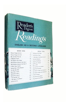 Reader's Digest Readings English As A Second Language Inglés