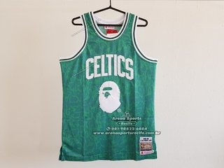 more photos 0dd6e 96671 Regata Boston Celtics BAPE - Mitchell & Ness