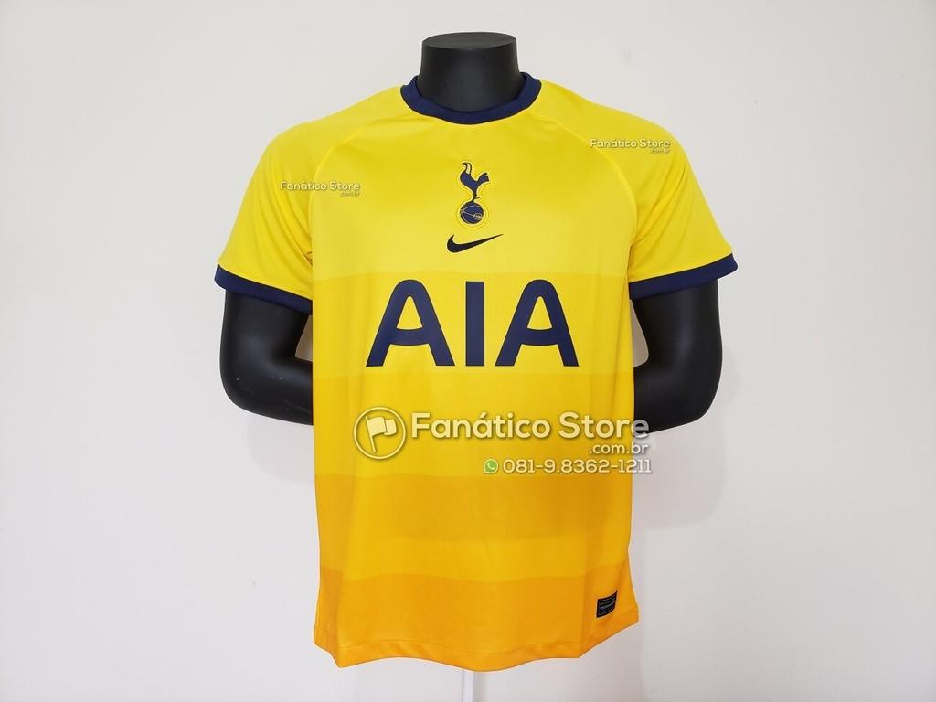 Camisa Tottenham Third 2020 21