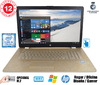 HP i5 7ma Gen // 8gb Ram + 1tb HDD // Touch - Gold - HD