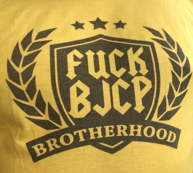 Camiseta FuckBJCP Brotherhood
