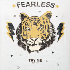 Remera Fearless - Try Me