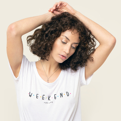 Remera Weekend - comprar online