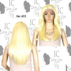 Lace Front Catherine (100% Human Hair) (Encomenda) na internet