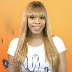 Lace Front Terry (Encomenda) - IC Divas Lace Wig