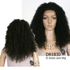 Lace front 3C Whirly (Encomenda) - IC Divas Lace Wig