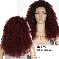Lace front 3C Whirly (Encomenda)
