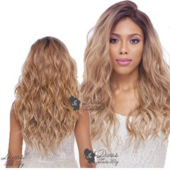 Lace Front Beauty (Encomenda) - IC Divas Lace Wig