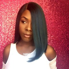 Lace Front Teen (Pronta Entrega) - IC Divas Lace Wig
