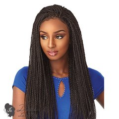 Lace Front Twist  (encomenda) - IC Divas Lace Wig