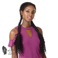 Lace Front Trança Box Braided (encomenda) na internet