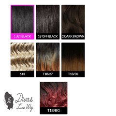 Lace Front Trança Box Braided (encomenda)