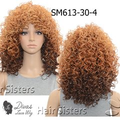 Wig Instant Fashion - Lala  (ENCOMENDA) - IC Divas Lace Wig