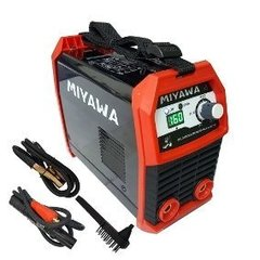 Soldadora Inverter Mma 195 160 Amper Miyawa Display Digital