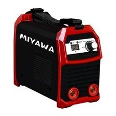 Soldadora Inverter Mma 195 160 Amper Miyawa Display Digital - comprar online