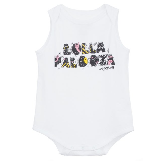 BODY BEBE LOLLA PLAY BLANCO en internet