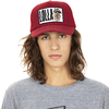 GORRA LOLLA MARS BORDO