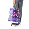 TOTEBAG LOLLA HEART VIOLETA