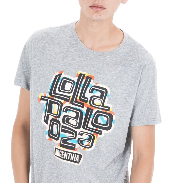 2018 REMERA H REGULAR LOLLA GRIS MELANGE