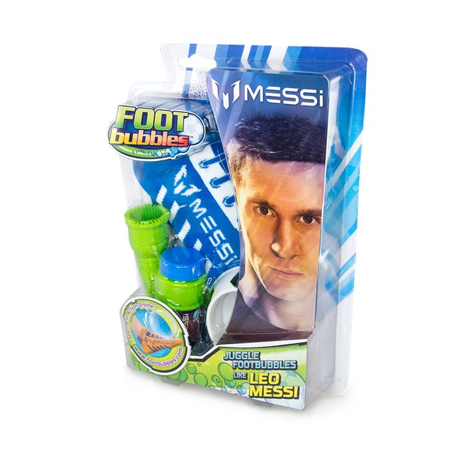 Messi Foot Bubbles Medias Jueguitos Burbuja Original Tv en internet