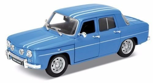 Welly Auto Colección Metal Escala 1:24 Renault R8 Gordini