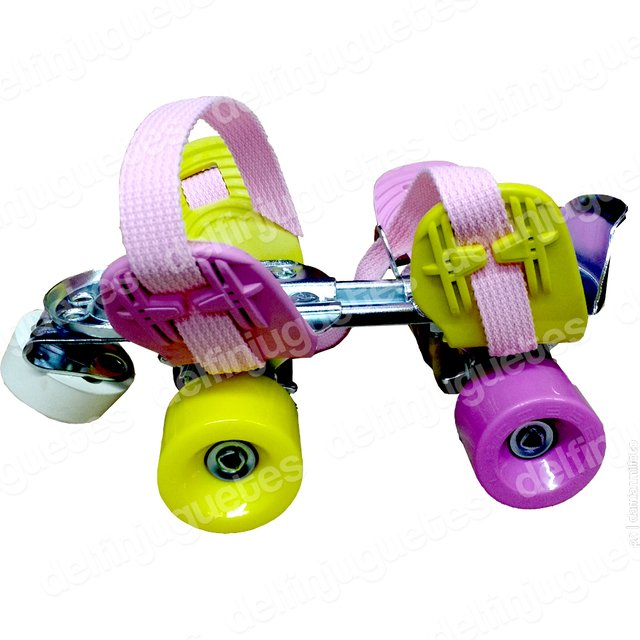 Leccese Roller Classic Patín Extensible Patines 4r Soy Luna