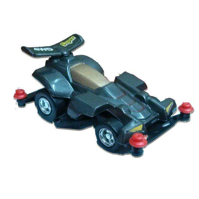 Motor Speed Mini Auto De Juguete A Friccion Para Armar