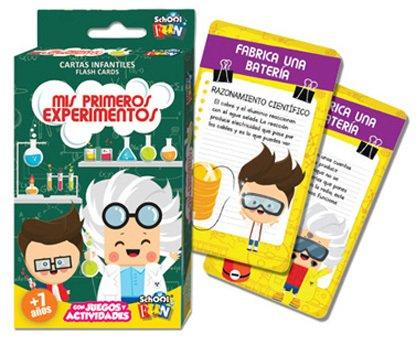 Cartas Naipes Juego Educativo Mis Primeros Experimentos