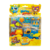 Super Zings. Bakery Blast mision pasteleria 2 figuras exclusivas + 2 vehiculos. Original Magic Box SUPERZINGS DELFIN JUGUETES