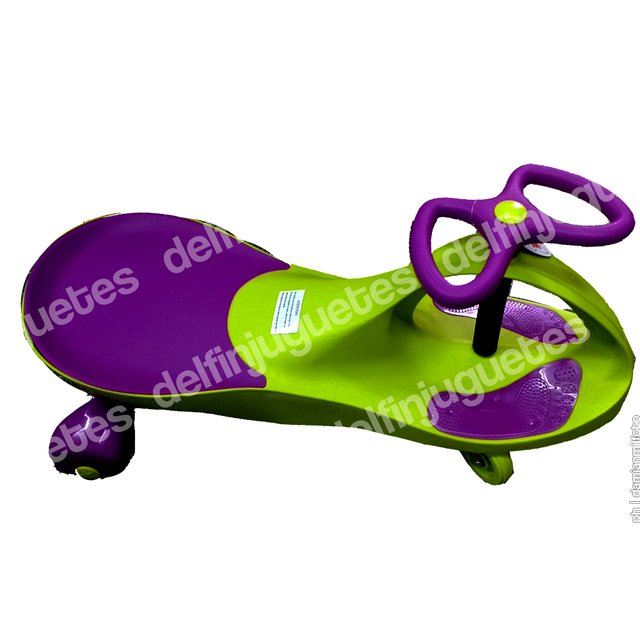 Auto Swing Car Funciona Moviedo Volante Twist Plasma Car - comprar online