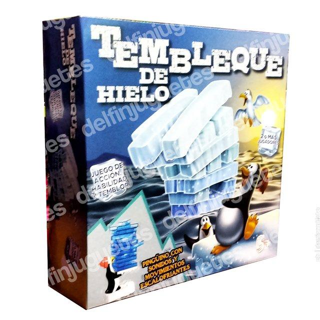 Hielo Penguin Tembleque Game Jenga Juego De Pingüinos xeCrdoB