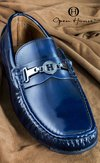 KATAR SHINE LEATHER OH2C AZUL