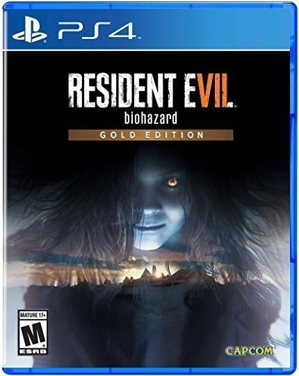 Resident Evil 7 Gold Edition Ps4 Sellado, Nuevo