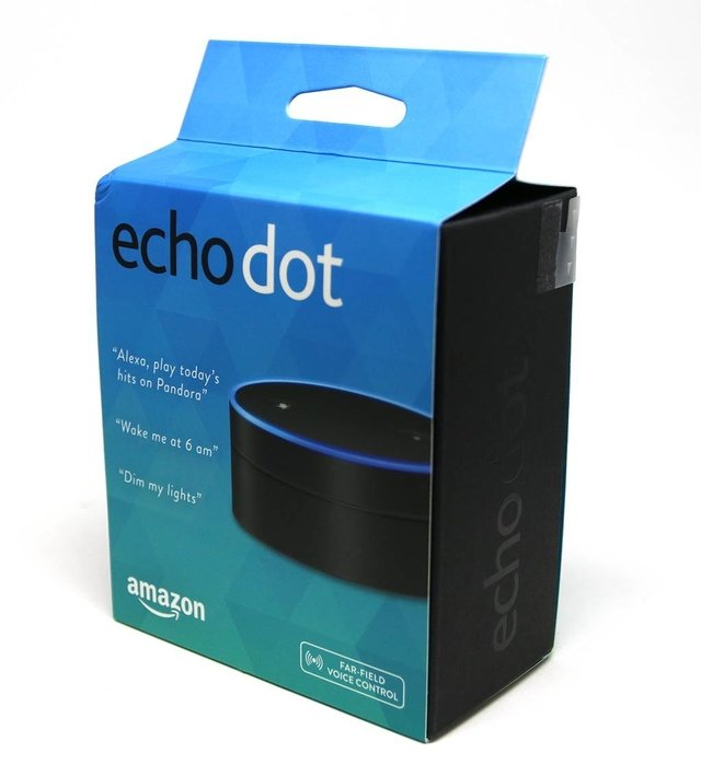 Amazon Echo Dot 2da Generación.