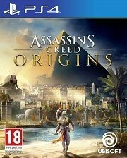ASSASSIN'S CREED ORIGINS PS4 NUEVO, SELLADO