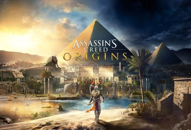 ASSASSIN'S CREED ORIGINS PS4 NUEVO, SELLADO - comprar online
