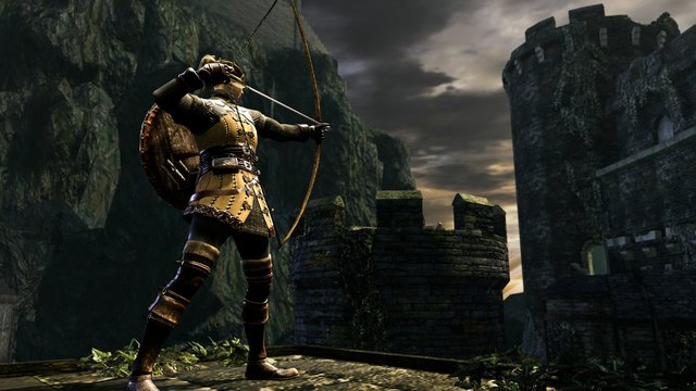 Dark Souls Remastered en internet