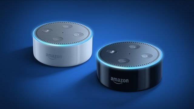 Amazon Echo Dot 2da Generación. - comprar online