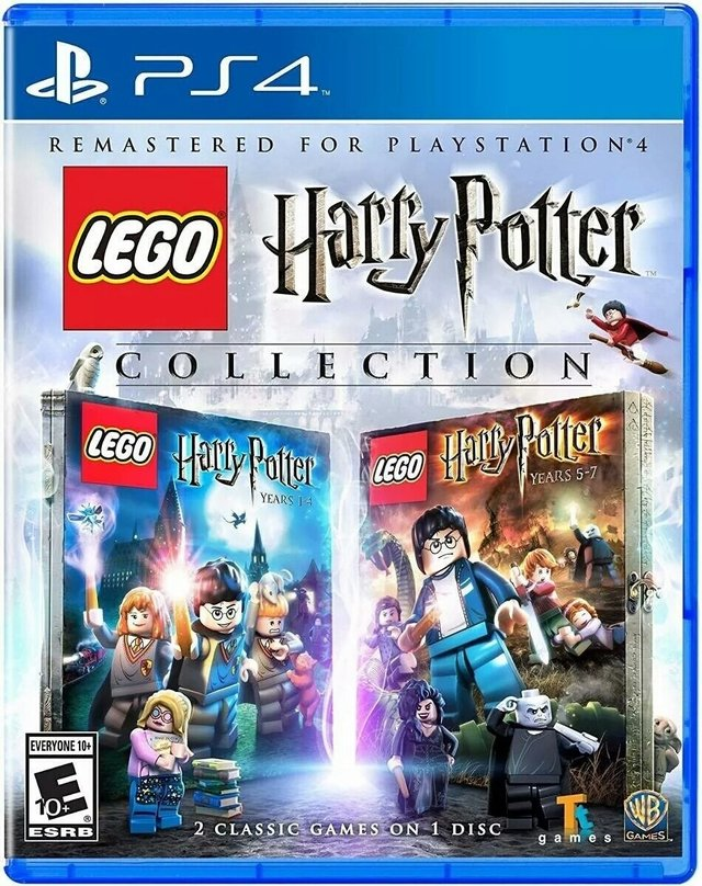 Lego Harry Potters Collection