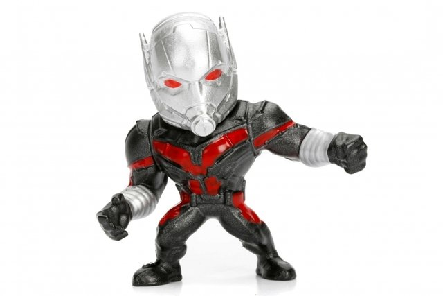 Figura Antman Marvel Metal Die Cast 10cm Original Usa - comprar online