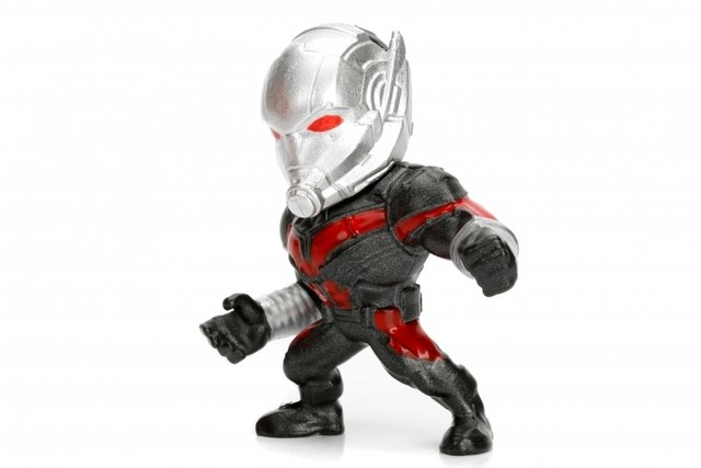 Figura Antman Marvel Metal Die Cast 10cm Original Usa - mfmultihard