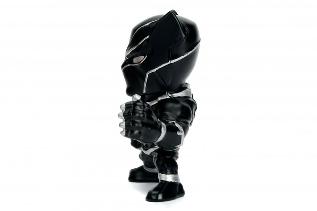 Figura Black Panther Marvel Metal Die Cast 10cm Original Usa - tienda online