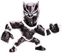 Figura Black Panther Marvel Metal Die Cast 10cm Original Usa - mfmultihard